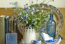Blue and White / by Ginger Nichols