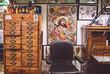 tattoo shops ideas