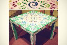 furniture / Art on furniture