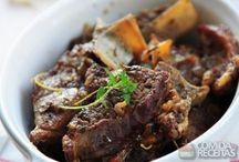 receita de carne