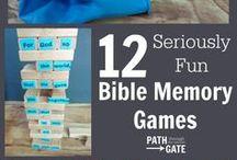 Bijbelteksten leren