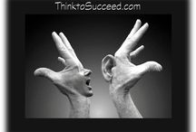 Think To Succeed / Reflections on Success.