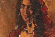 gitana, boheme, cigana, tsigana,and Irish Travellers / Romani gypsies, nomads and Irish travellers / by Jacinta considine