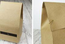 ネクタイ プレゼントボックス / ネクタイブランドTUNDRAのプレゼント包装