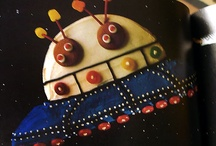 Cake Ideas / by Stephanie Zindorf