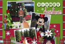 Disney - Scrapbook Pages / by Tammie Fisher Waldo