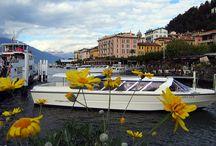 Lake Como, Italy. / Lake Como travel.