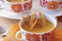 Recettes/soupes & potage