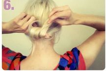 Hair styling hacks