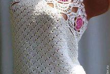 Crochet - Blusas
