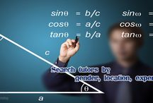 Search tutors by gender, location, experience...