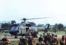 El helicóptero en la guerra del Cenepa (26 Ene - 28 Feb 1995)