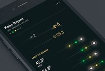 Mobile UI \\ Statistics