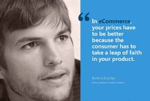 Quot-o-graphy / There are incredible people around us and they talk incredibly good things, at times they sum up the whole process in a single quote. We will keep you updated with such great quotes from eCommerce Industry, to make sure you get enough motivation to go high.