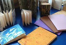Bookbinding Workshops with tutors Susan Green and Laura Joy. / by BOUND