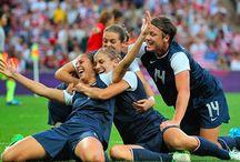The U.S. Women soccer team