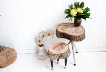 upcycled furniture ideas / by Rebekah Barr