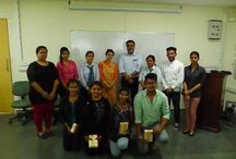 """Know your Speech / Quiz contest organized by Faculty of Languages under the title """"Know your Speech"""""""