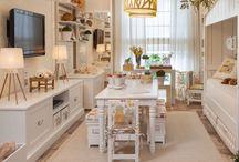 Kids - Brinquedoteca / Confira lindas inspirações de Brinquedoteca.Visite www.thyaraporto.com/blog e confira ótimas dicas para decorar a sua casa.