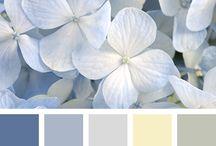 Színpaletták / Color palettes