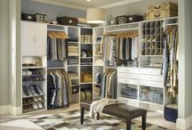 Master Closet / by Carol Ball