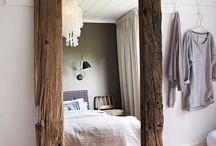 Drewno ze stodoły