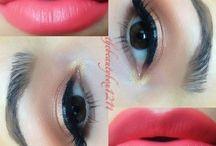 Makeup, nails, skin