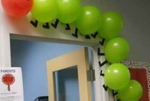 Classroom ideas / Adding life into a room