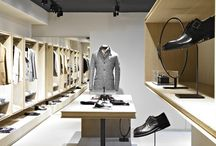 Interior | retail gentleman