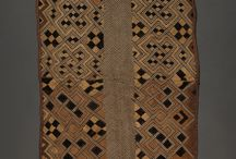 African  Tribal Art Textiles / Art and Textiles in africa