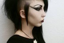 Hellish Make Up