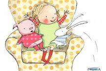 Illustration - Polly Dunbar