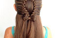 Moños para el cabello
