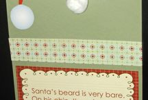 Christmas Crafts / by Sarah Mayberry