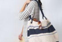 Crochet e tricot / by Claudia Farinha