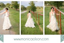 Bridals / by Monica Olson Photography