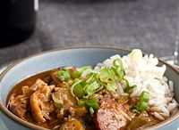 Southern/Creole Food / by Becky Kim