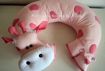 idéias para babys em patchwork