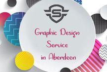 Graphic Design Service in Aberdeen