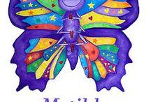 All things Matilda. Art by Monica Batiste