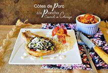 Recettes Plancha des blogueurs culinaires partenaires / Retrouvez toutes les recettes de nos partenaires blogueurs culinaires. Des recettes variées que vous pouvez réaliser sur la Plancha ENO