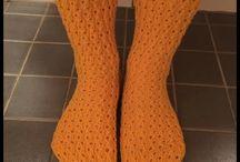 Sukat ja lapaset / Socks and mittens