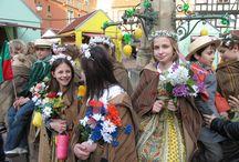 Le printemps Alsacien