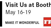#ICFF New York 2015 / Franke to exhibit at @ICFF in New York, May 16 - 19. Come see us in booth 1153! / by Franke Luxury