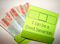 Preschool--Bible: Good Samaritan