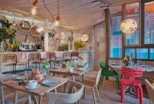 Restaurants, bars and cafes / Inspiring eating and drinking establishments that do something that little bit different.