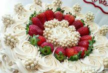 kremowe torty