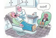 Dental Funnies / Making the dentist office a fun place to be.......