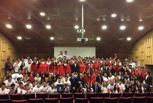 Premiación Deportistas UNAB - 09-12-2015 - República