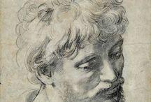 Raffaello Sanzio - drawings